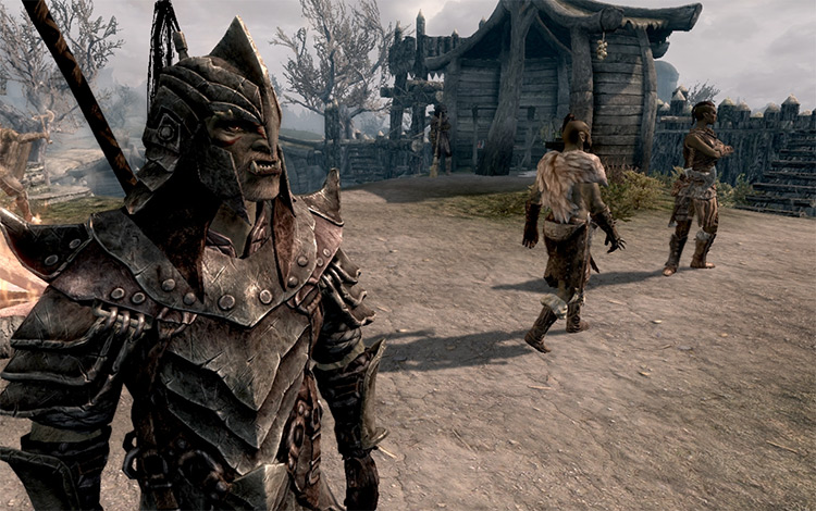 Alternate Start Khajit Skyrim Mod
