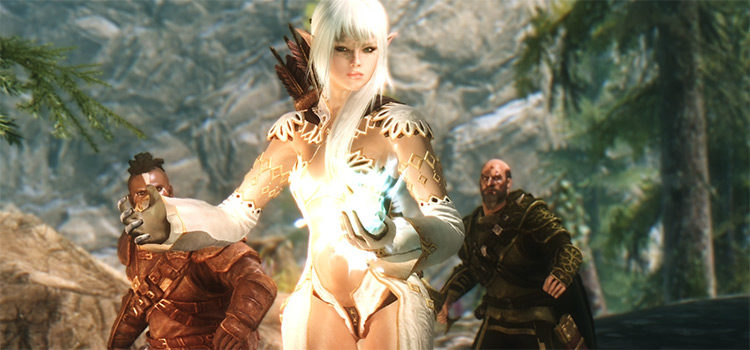 Best Elf Mods For Skyrim (All Free To Download)