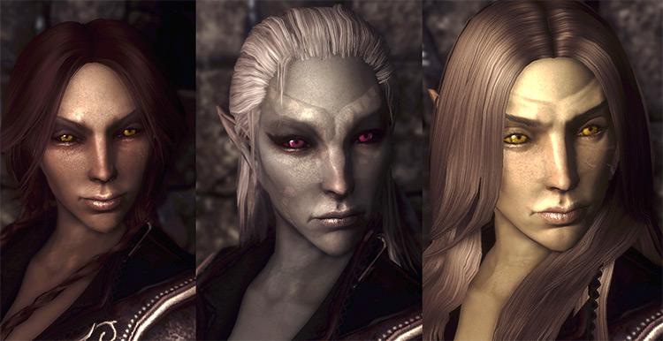 Ethereal Elven Overhaul Skyrim Mod