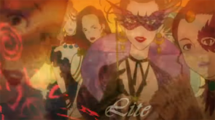 Count of Monte Cristo - Anime ending credits