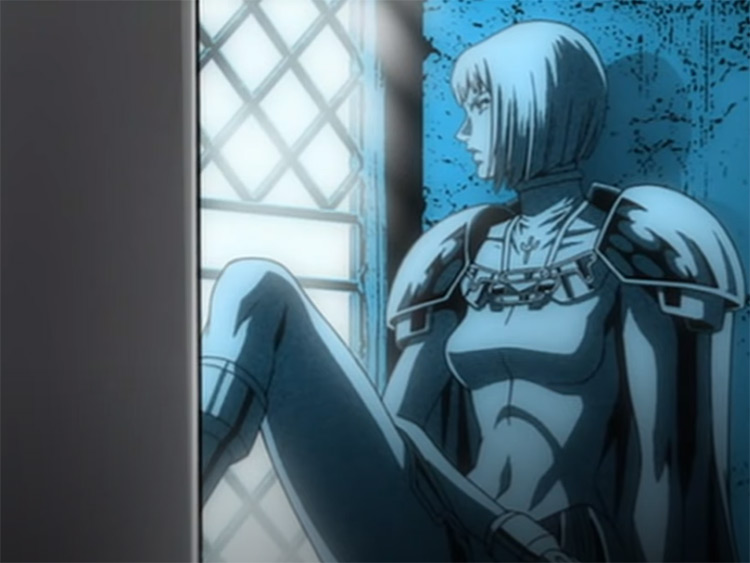 Claymore - anime ending credits