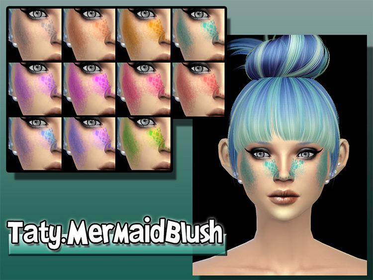 TS4 Mermaid Blush CC