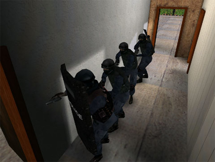 BBE Real Element - SWAT 3 Mod