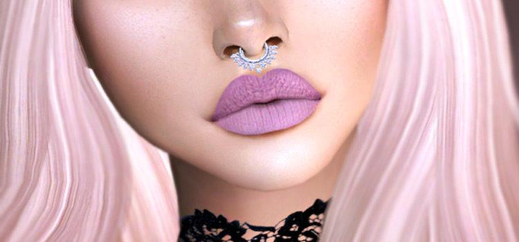 Sims 4 Lipstick CC: Best Custom Lipstick & Lip Gloss To Download