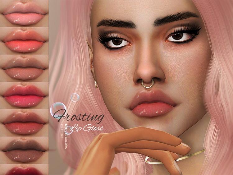 Frosting Lip Gloss TS4 CC