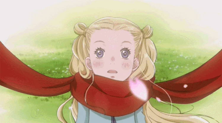 Hagumi Hanamoto from Honey and Clover