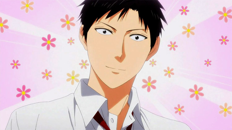 Nozaki Umetarou from Monthly Girls' Nozaki-kun