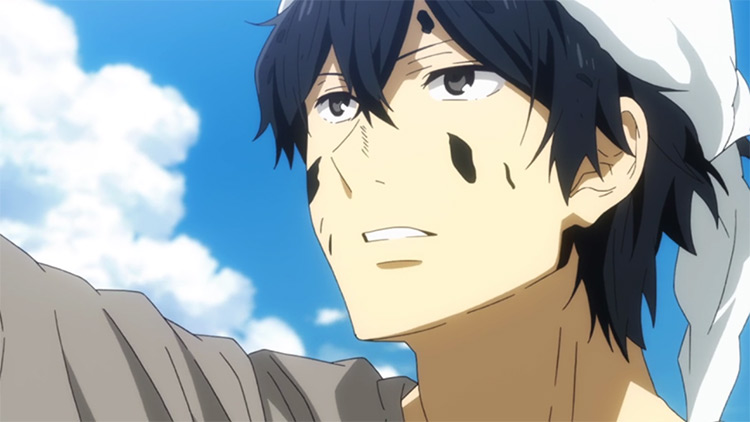 Seishuu Handa Barakamon screenshot