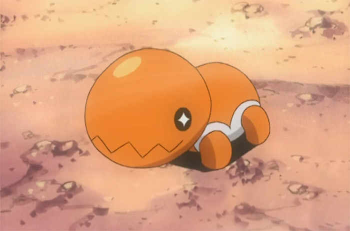 Trapinch pokemon from anime
