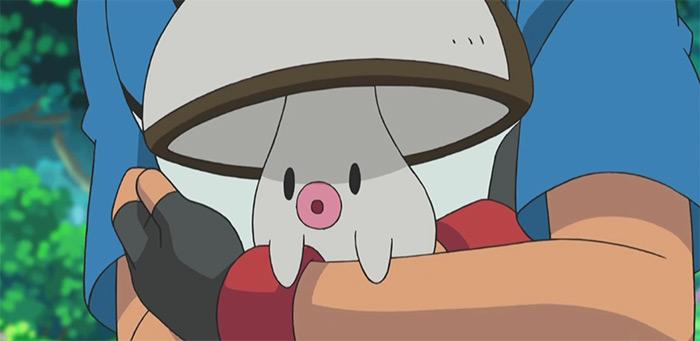 Foongus mushroom pokemon