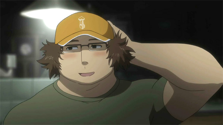 Itaru Hashida from Steins;Gate anime