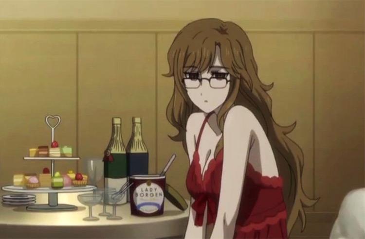 Moeka Kiryuu Steins;Gate anime