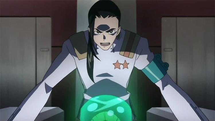 Rossiu Adai Gurren Lagann anime screenshot