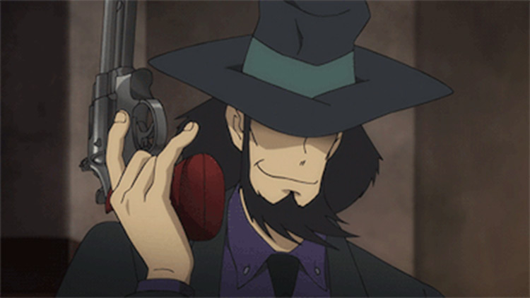 Jigen Daisuke in Lupin III screenshot