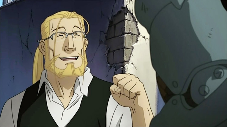 Van Hohenheim Fullmetal Alchemist screenshot