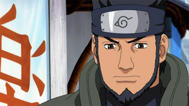 Asuma Sarutobi Naruto screenshot