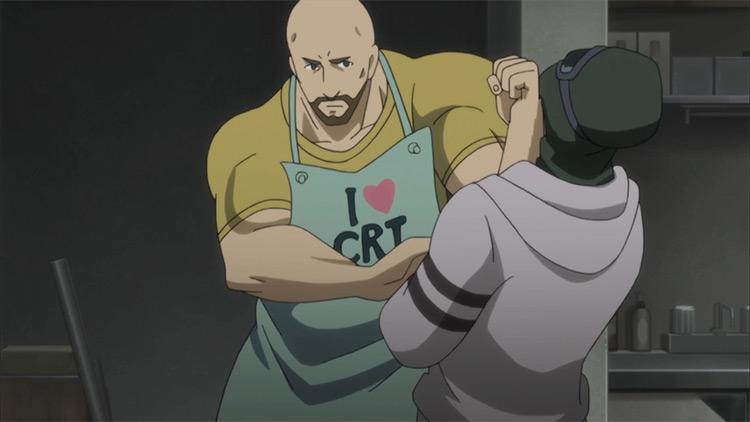 Yuugo Tennouji Steins;Gate anime screenshot