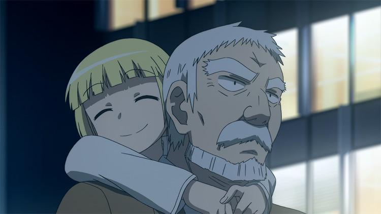 Zouroku Kashimura Alice & Zouroku anime