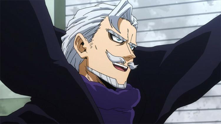 Danjuurou Tobita from Boku no Hero Academia
