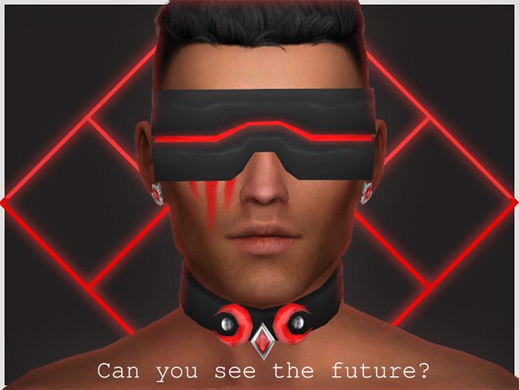 CYSTF – VR Glasses Sims 4 mod