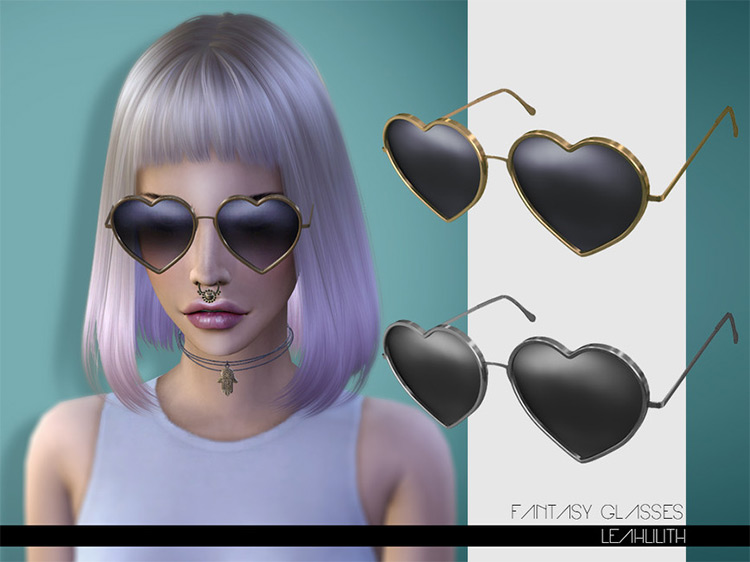 Fantasy Glasses The Sims 4 mod
