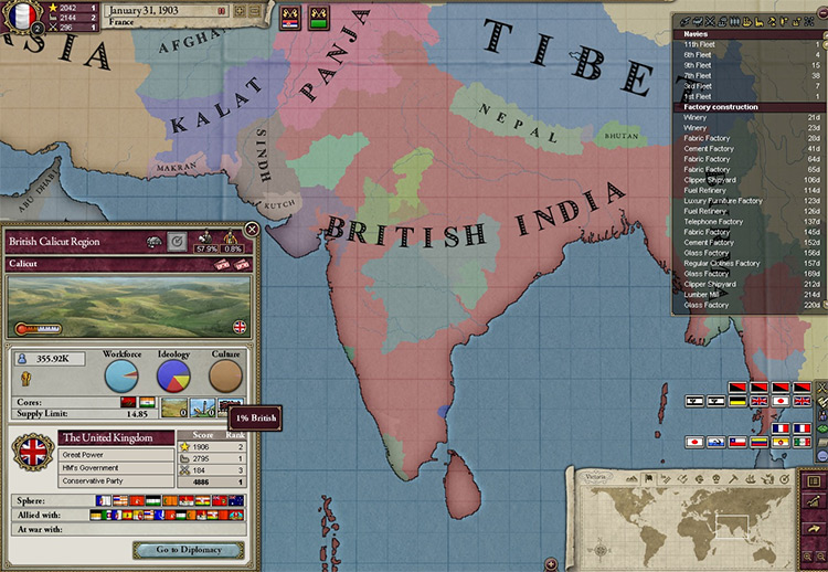 Age of Colonialism Victoria 2 game mod
