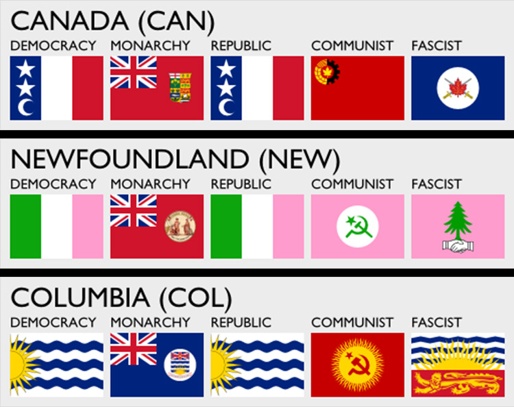 Flag Tweak Mod Pack Conversion Victoria 2