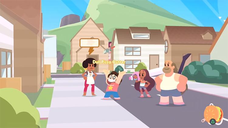 Steven Universe: Save the Light - screenshot