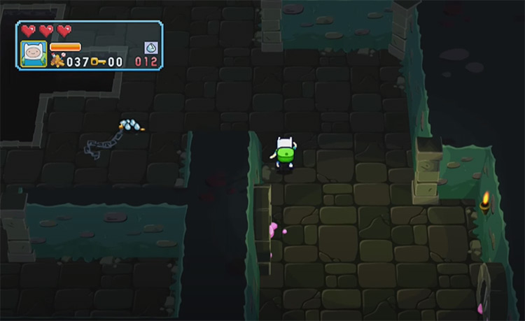 Adventure Time: Explore the Dungeon Because I Don't Know video game