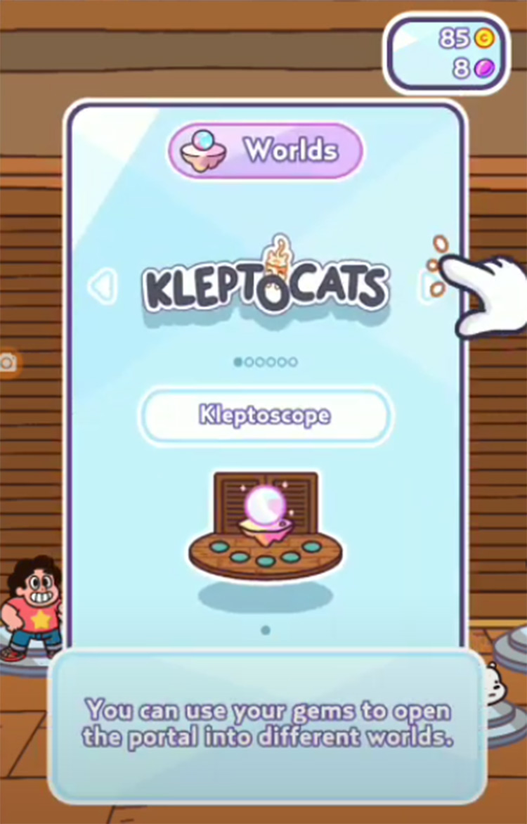 KleptoCats Cartoon Network gameplay