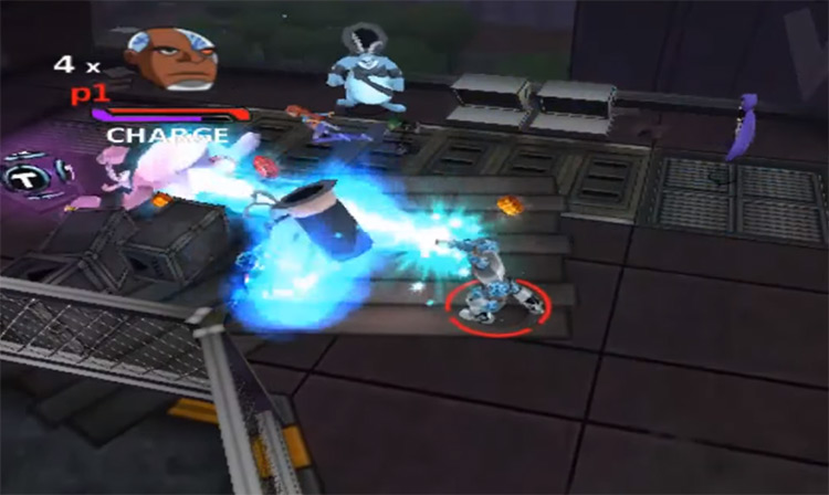 Teen Titans 2006 video game screenshot
