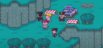 MaternalBound Earthbound rom hack opening