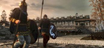 Olympian battle mod TW Attila gameplay preview