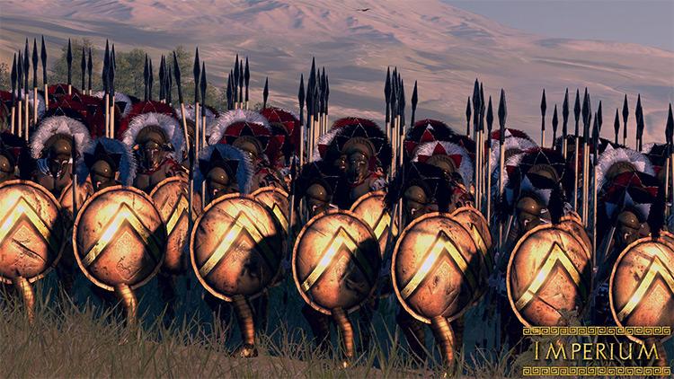 Terminus Total War mod