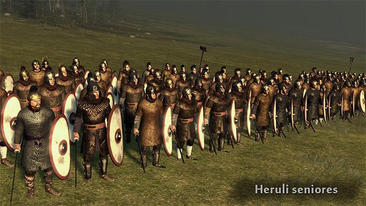 Forgotten Realms Total War Attila mod