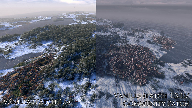 Unofficial Attila Community Patch mod