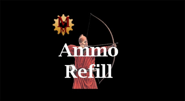 Ammunition Refill TW Attila