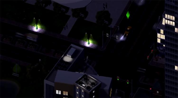 SimFox Day & Nite Mod SC4