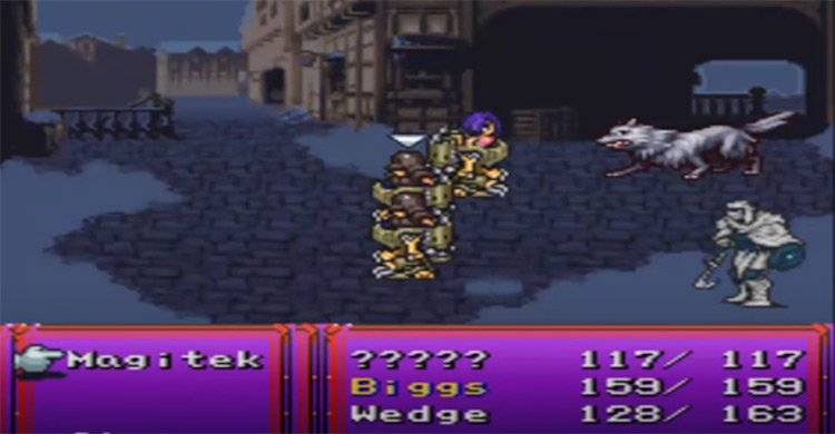 FF6 Return of the Dark Sorcerer ROM Hack