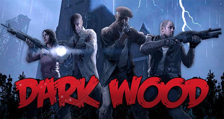 Dark Wood Mod L4D2