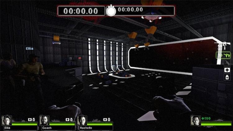 Star Wars Death Star Map - L4D2