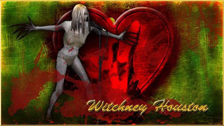 Witchney Houston L4D2