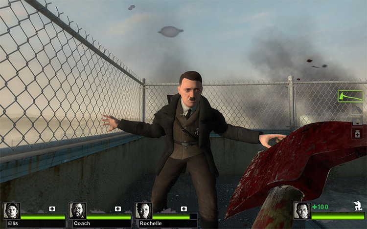 Hitler Witch in L4D2