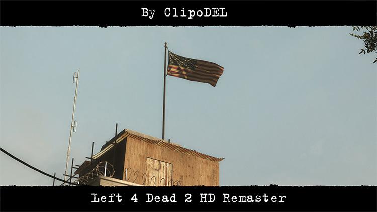 Left 4 Dead 2 HD Remaster Mod