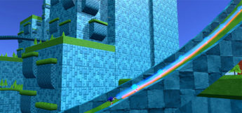 Sonic GT Romhack - Screenshot