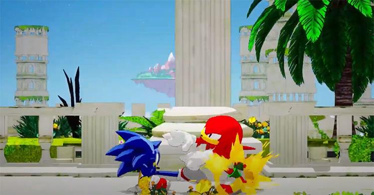 Sonic Smackdown ROM hack