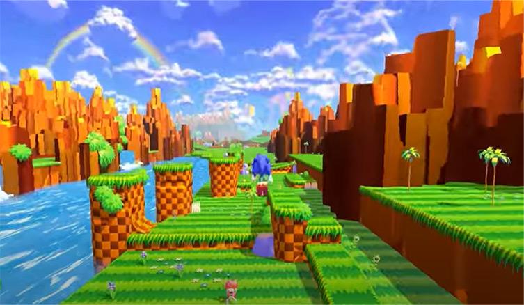 Sonic Utopia ROM hack