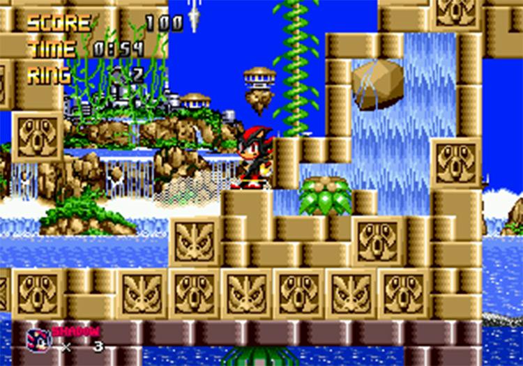 Sonic Megamix 3.0 ROM hack