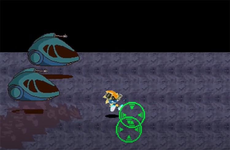 Sonic the Hedgehog RPG ROM hack