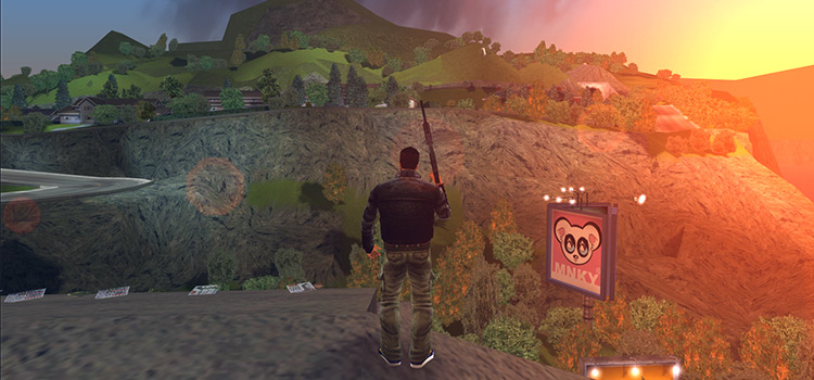 GTA3 HD Xbox-Version Styled Mod Screenshot